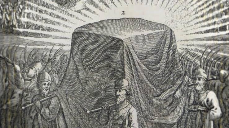 origem da arca da aliança