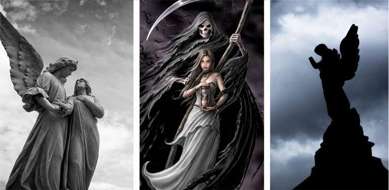 anjo da morte